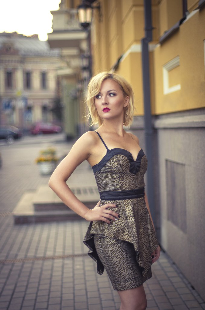 Faithful Ukrainian bride from Kharkov